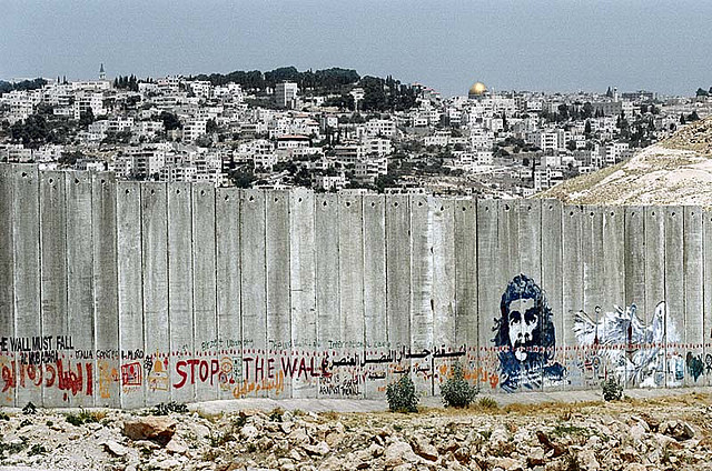 Photo: flickr/Wall in Palestine