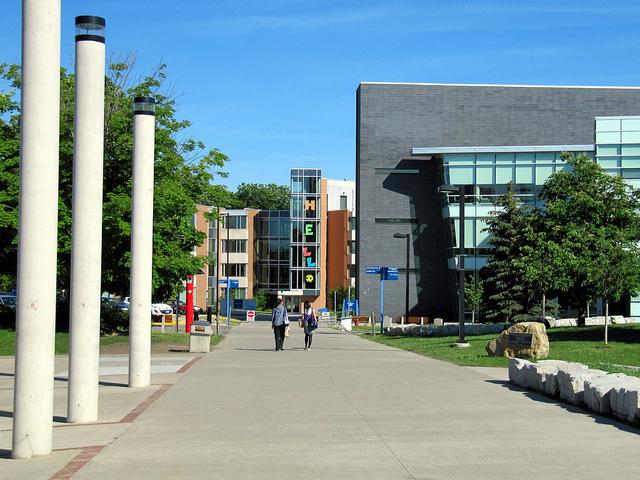 University of Toronto Scarborugh campus. Flickr/Loozrboy