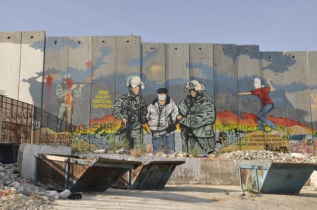 Photo: flickr/Palestine Street Art