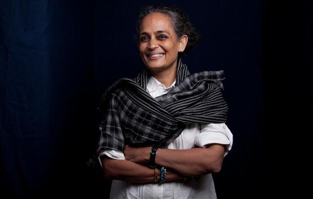"Photo: flickr/""Arundhati Roy"" by Internaz"