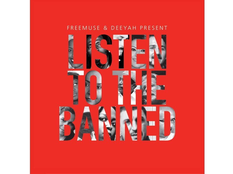 Listen to the Banned is a unique collection of contemporary songs by artists from around the world who have been censored, persecuted, taken to court, imprisoned and even tortured for a very simple reason - their music.