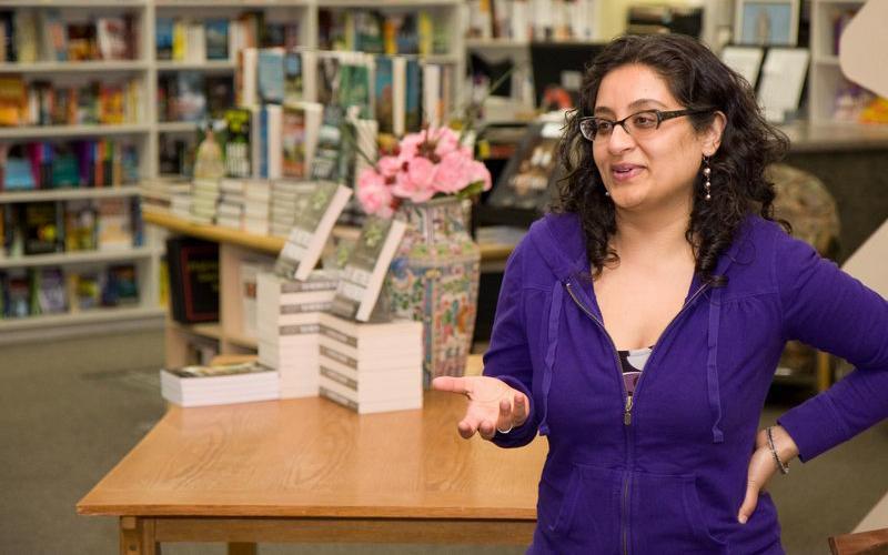Photo: Asif Rehman/Open Book: Toronto