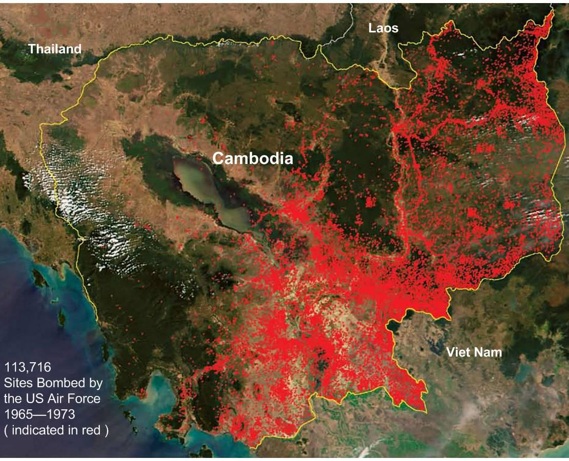 U.S. Secret Bombing of Cambodia | rabble.ca