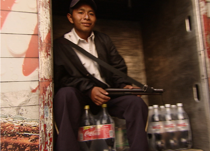 A stunning documentary chronicles the efforts of American lawyers trying to take the soft drink giant to court over the killings of 10 union leaders in Columbia.