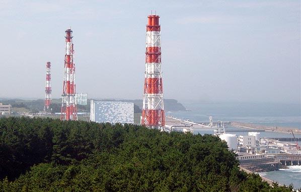 Fukushima Nuclear Power Station before the March 11 earthquake and tsunami. Photo: KEI