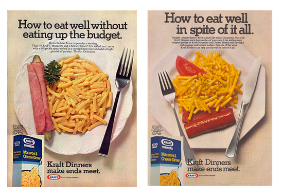 Kraft dinner tastes differently if you dont have food security kraft dinner tastes differently if you dont have food security forumfinder Image collections