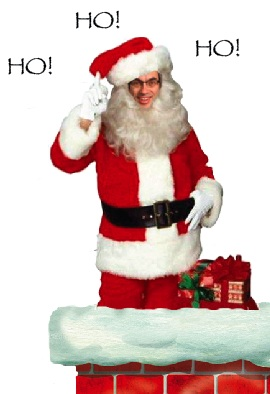 Ask Clement to be Santa